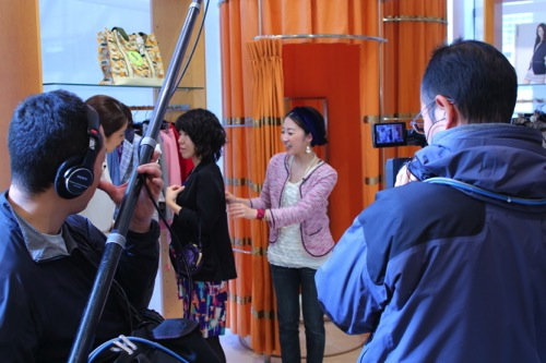 テレビ東京「奥様変身企画」にスタイリストとして出演しました!