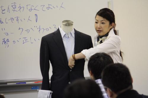 ファッションビジネススクール説明会