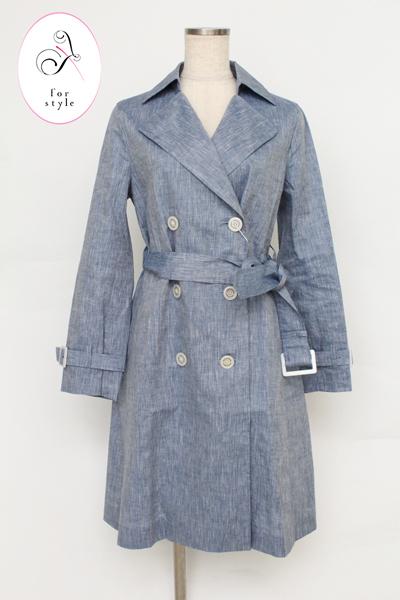 晴雨兼用スプリングコート