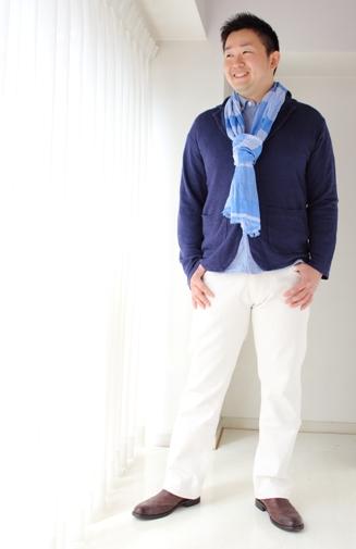 ファッションコーディネートBeforeAfter