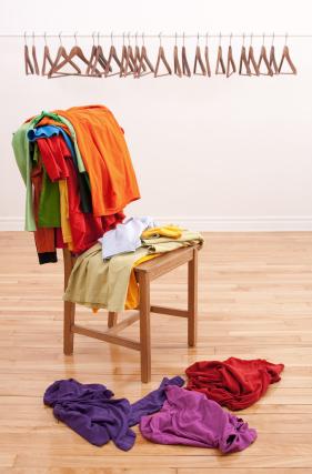 ファッションの色合わせの正解