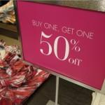 洋服の買い物疲れを防ぐ3つの賢い方法