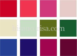 手持ちの洋服がしっくりこない原因は「色」かも!似合う・着回しが効く色の選び方