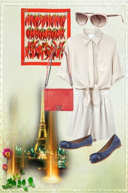 ファッションビジネススクール課題コーディネート