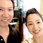 沖縄で理美容室経営をなさっている男性のパーソナルスタイリング