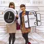 ニューヨーカー銀座店1周年イベントに行ってきました!
