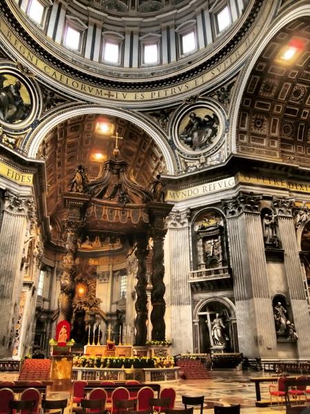 17サンピエトロ寺院
