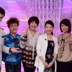 テレビ東京での出演時の衣装など・・・