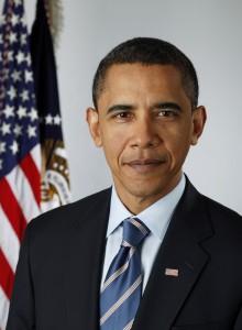 オバマ大統領ポートレート写真2009版
