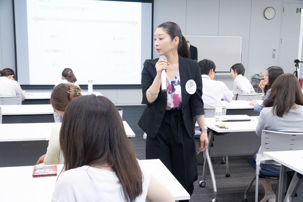 人気セミナー講師は、自分の性格を活かした指導スタイルを持っている!