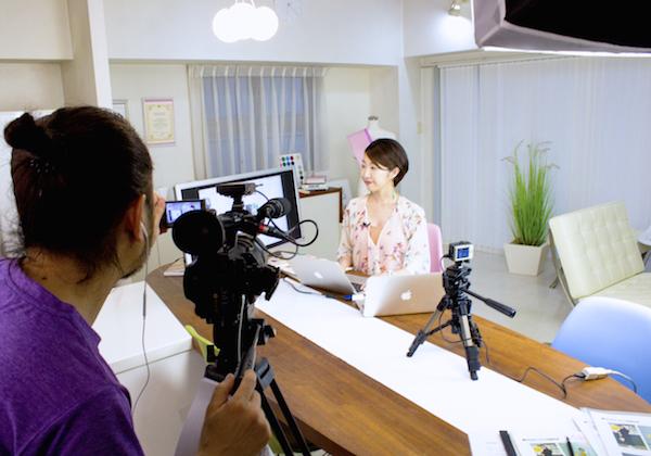 パーソナルスタイリスト久野梨沙がフジテレビに出演
