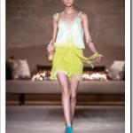 夏にぴったり!PATRIZIA PEPEの眩いカラードレス