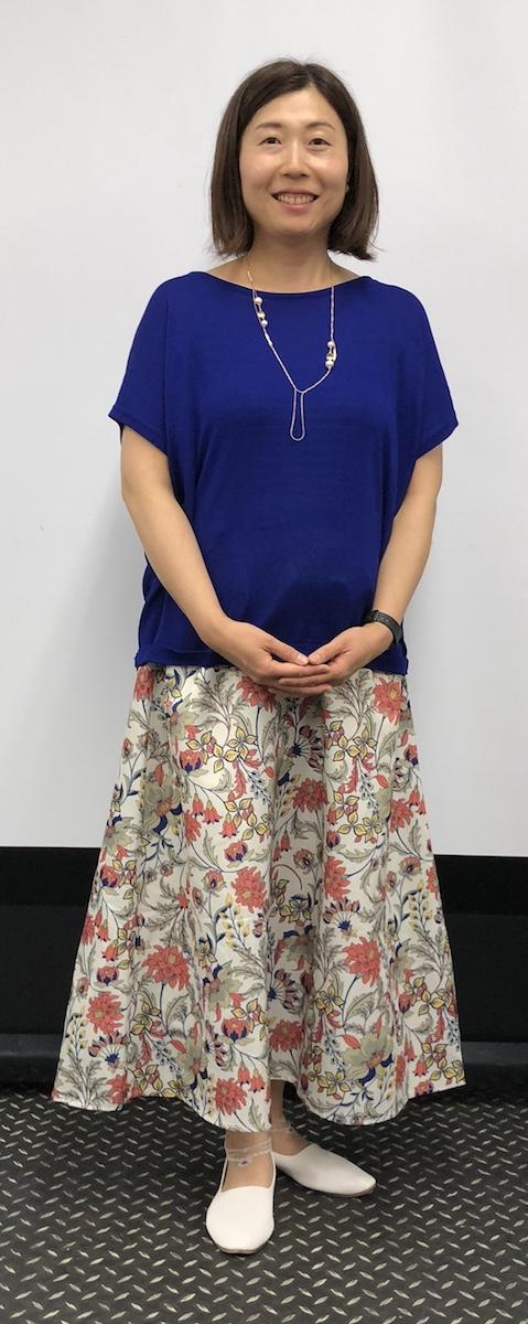 I様・コーディネートレッスン第3回After