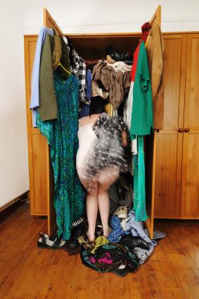 服を着るのは毎日のことだからこそ、自分の性格を考えたラインナップにしないとストレス激増!!