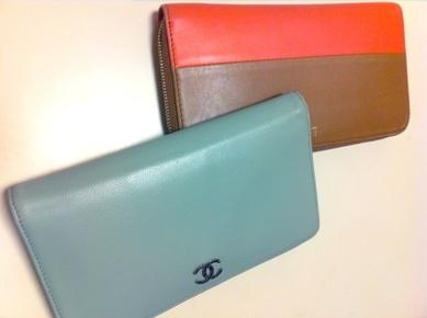 財布クリーニング画像|「コーディネートメソッド」パーソナルスタイリストrisaのブログ